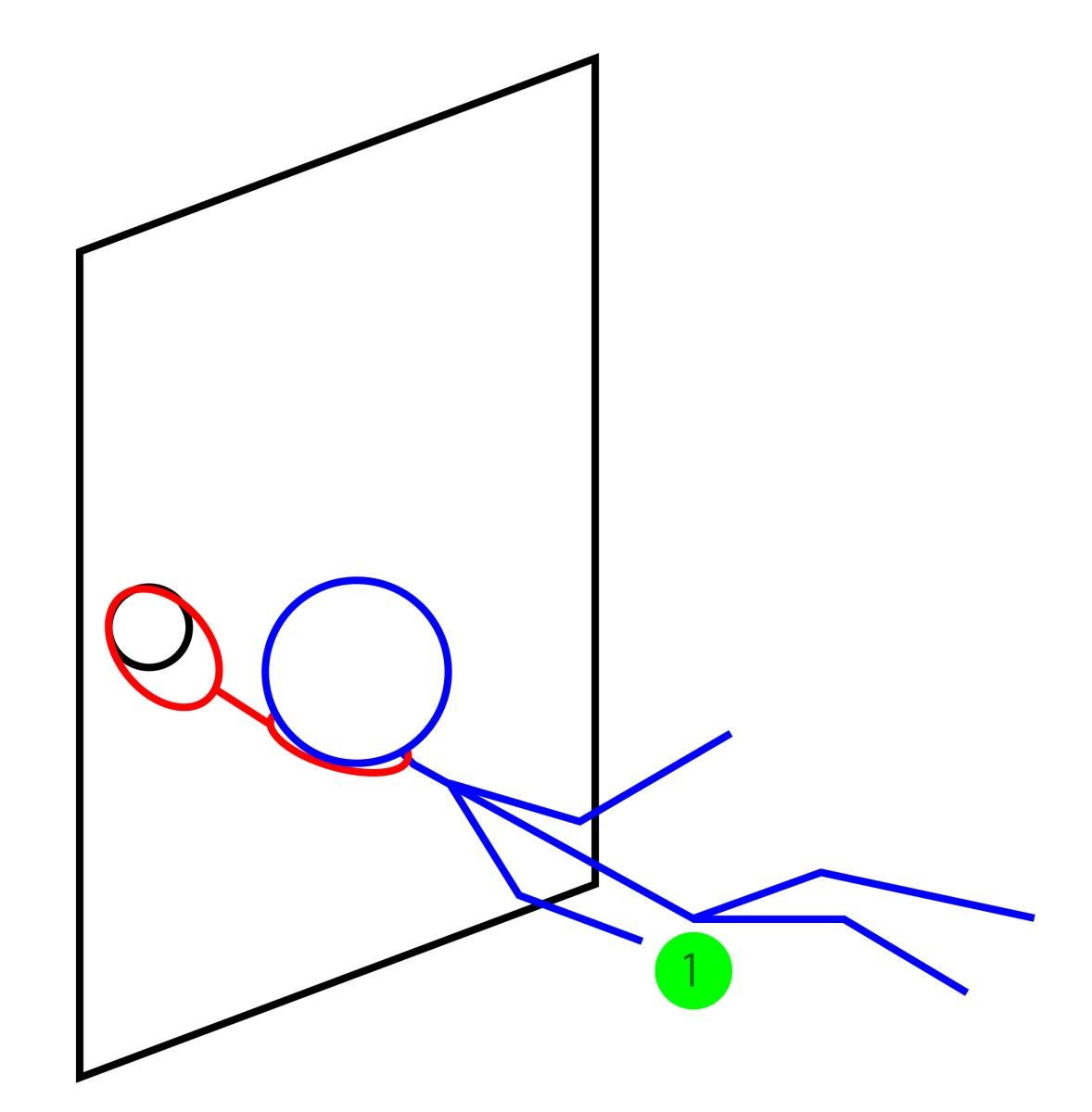 ドアノブで首吊りする方法